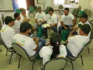 Desenvolvimento de líderes com cooperativismo