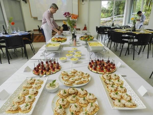 Experiência gastronomica da Catuetê Treinamentos GAST4